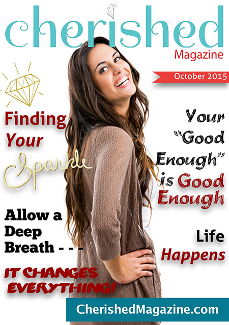 Cherished Magazine October 2015 - Magazine for Christian Woman