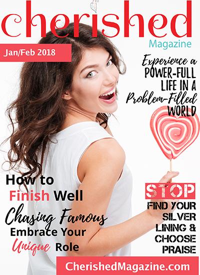Cherished Magazine JanFeb 2018 - Christian Woman Magazine