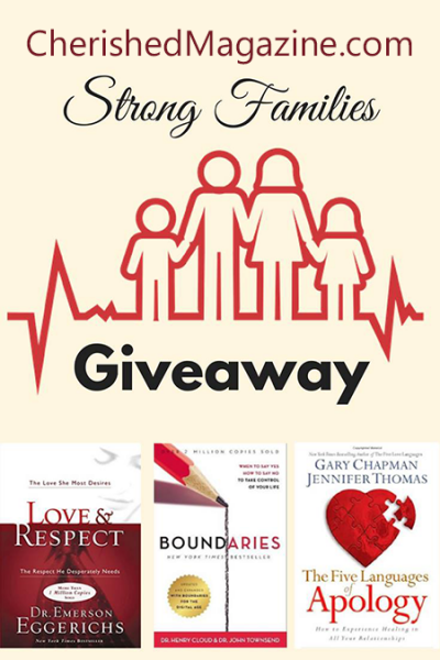 Enter the Strong Family Giveaway