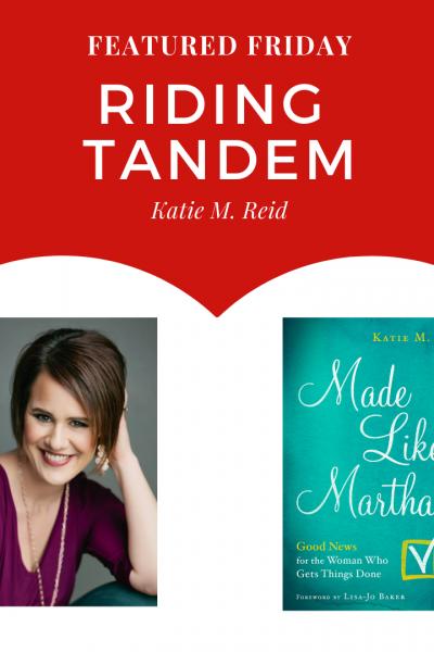 Riding Tandem Katie M Reid