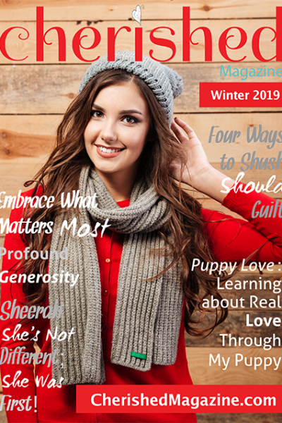 Cherished Magazine Winter 2019 - A Magazine for Christian Women