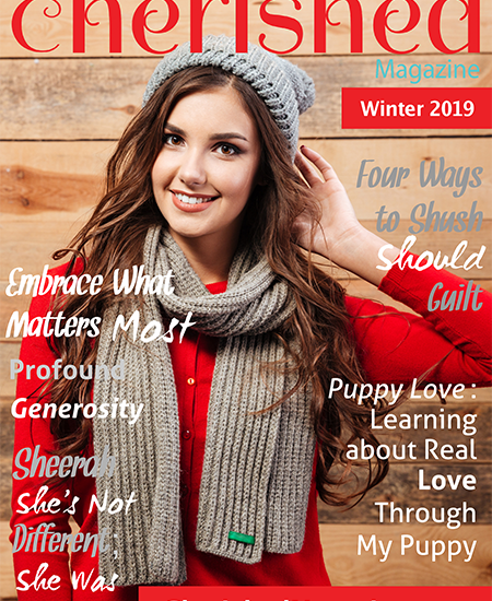 Cherished Magazine Winter 2019 - A Magazine for Christian Women