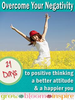 Overcome Your Negativity – A Self-Paced E-Course