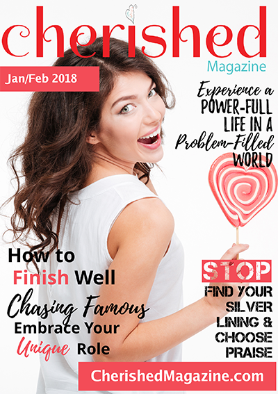 Cherished Magazine JanFeb 2018 - Christian Woman Magazine