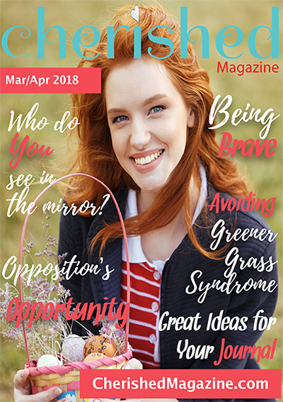 Cherished Magazine MarApr 2018 - A Christian Women Magazine