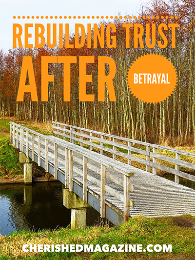Rebuiding Trust Nancy C Anderson Greener Grass Syndrom