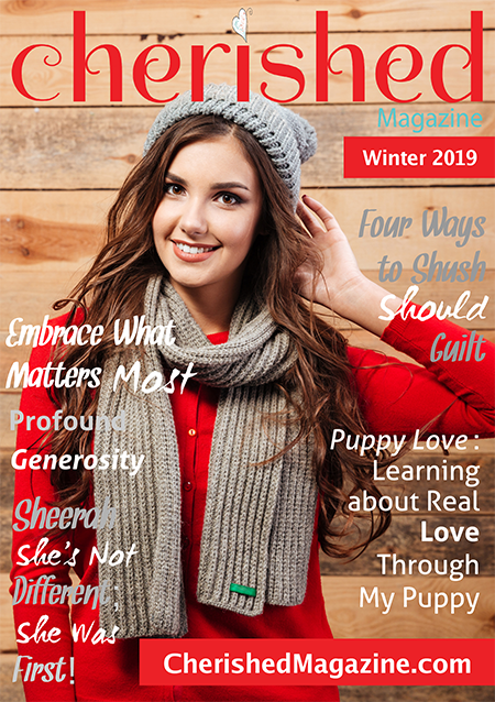Cherished Magazine Winter 2019 - A Christian Women Magazine